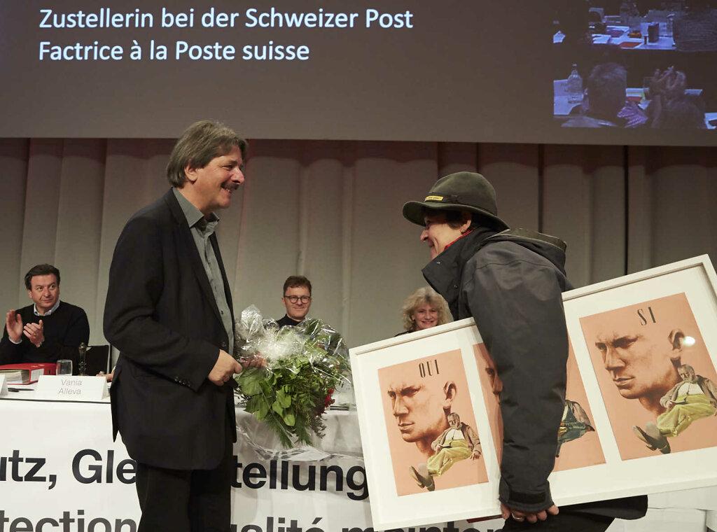 Abschied von Paul Rechsteiner