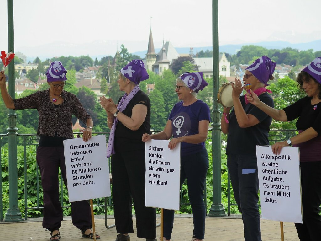 Aktion GrossmütterRevolution
