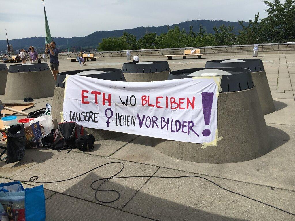 Frauen*streik, 14. Juni 2019, Zürich